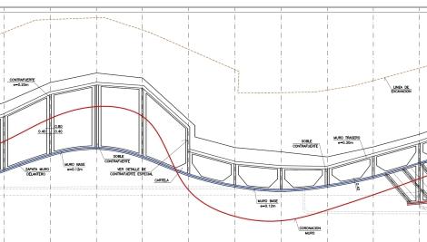 Paseo Marítimo Benidorm - plano constructivo 4