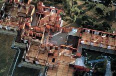 Villa Katsura - maqueta